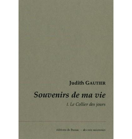 Judith GAUTIER 1