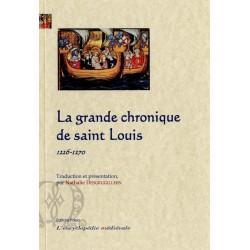 LA GRANDE CHRONIQUE DE SAINT LOUIS