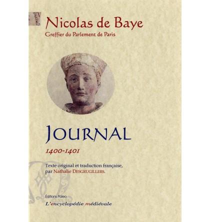 Nicolas de BAYE
