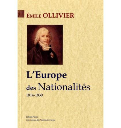 Emile OLLIVIER