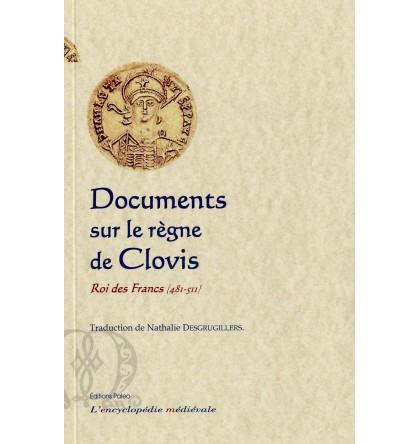 Documents sur le règne de Clovis (481-511)
