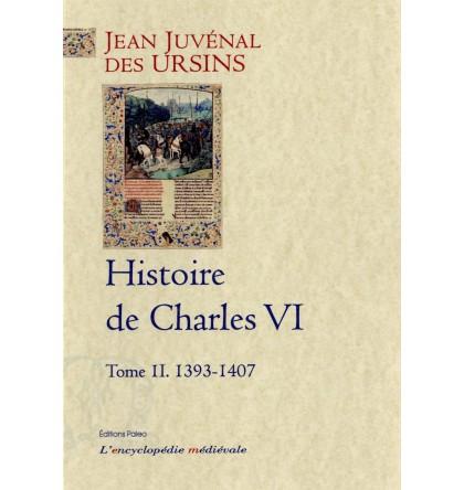Jean JUVÉNAL DES URSINS