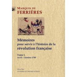 marquis de FERRIERES