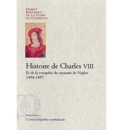 HISTOIRE DE CHARLES VIII