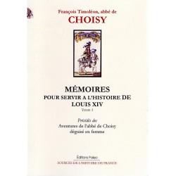 abbé de CHOISY