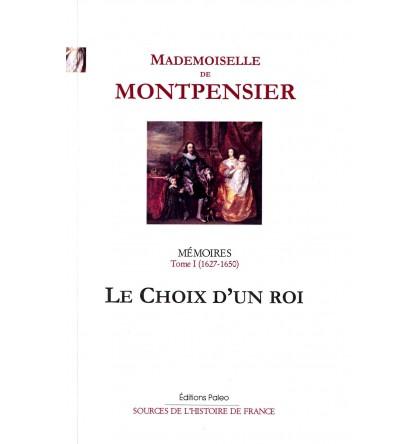 Mademoiselle de MONTPENSIER