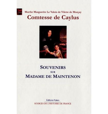 comtesse de CAYLUS